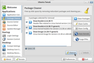 CleanKernel