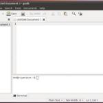 Menambah Terminal Di Gedit Ubuntu 12.04