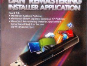 cover depan portable dan remastering installer application